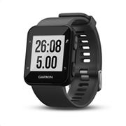 Garmin Forerunner 30 Slate Grey SmartWatch Αθλητικό ρολόι με GPS και καρδιακούς παλμούς από τον καρπό