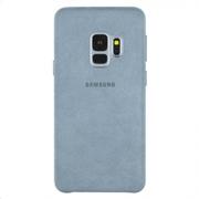Samsung Alcantara Cover S9 Mint