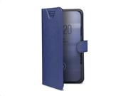Celly Case Wally Unica Grip Univ Book Blue XXL