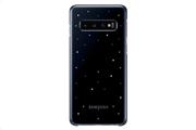 Samsung Θήκη Led Cover S10 Black
