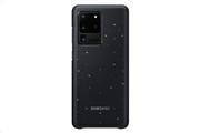 Samsung Led Cover S20 Ultra Μαύρο