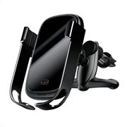 Baseus Wireless Car Mount Holder 6.5'' 10W Black
