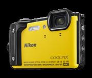 Nikon Coolpix W300 Compact Αδιάβροχη Waterproof Κίτρινο