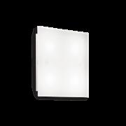 Ideal Lux Φωτιστικό οροφής - Πλαφονιέρα - Σποτ Πολύφωτο FLAT PL4 D30 134895