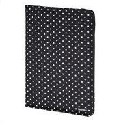 "Hama 'Polka Dot' μαύρη θήκη για tablet και e-readers από 17, 78 cm (7"") έως 20, 3 cm (8"")"