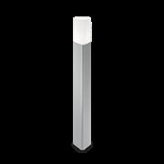 Ideal Lux Φωτιστικό Δαπέδου - Ορθοστάτης Μονόφωτο PULSAR PT1 GRIGIO 135922