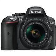 NIKON D5300 + AF-P DX Nikkor 18-55 f3.5-5.6G Black Kit