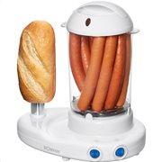 BOMANN Συσκευή μαγειρέματος λουκάνικων Hot dog, 350W.  HDM 462