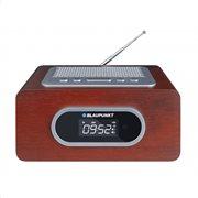 BLAUPUNKT Φορητό ραδιόφωνο FM PLL, SD / USB / AUX, CLOCK / ALARM  PP6BR