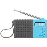 Blaupunkt Φορητό ραδιόφωνο, AM / FM, ALARM, υποδοχή ακουστικών