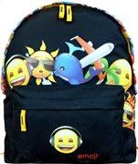 """Emoji Σακίδιο Οβάλ 16"""" Paxos 167733"""