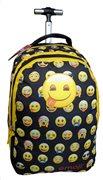 "Emoji Τρόλεϋ Σακίδιο 18"" Paxos 167932"