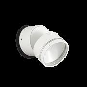 Ideal Lux Φωτιστικό Τοίχου - Απλίκα Πολύφωτο OMEGA ROUND AP1 BIANCO 172538