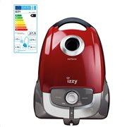 Izzy Ηλεκτρική Σκούπα Red Force AC1108 700W