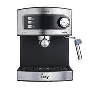 Izzy Μηχανή Espresso 6823  15bar 850W Barista