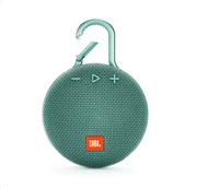 JBL Clip 3 φορητό Bluetooth ηχείο Αδιάβροχο IPX7 (Teal)