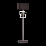 Ideal Lux Φωτιστικό Δαπέδου - Ορθοστάτης Μονόφωτο LUXURY PT1 CROMO 201085