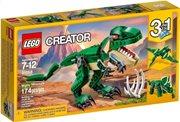 LEGO® πανίσχυροι δεινόσαυροι
