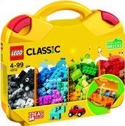 LEGO Classic Creative Suitcase 10713 Δημιουργικό Βαλιτσάκι