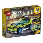 LEGO Creator Rocket Rally Car 31074 Αυτοκίνητο για Ράλι