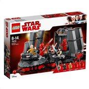 LEGO® αίθουσα του θρόνου του σνόουκ