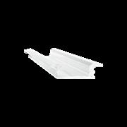 Ideal Lux Αξεσουάρ Φωτιστικού SLOT RECESSED TRIM 12 x 3000 mm WHITE 204611