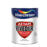 Vivechrom Aδιάβροχο ακρυλικό αστάρι διαλύτη Vivedur 1lt