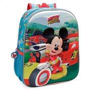 Disney σακίδιο πλάτης 27x33x11cm  σειρά Mickey Roadster Racers