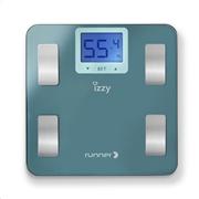 Izzy Ηλεκτρικός Ζυγός Μπάνιου με Λιπομέτρηση Runner IZ-7003