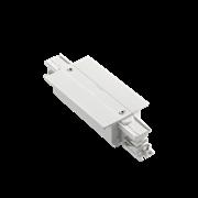 Ideal Lux Αξεσουάρ Φωτιστικού LINK TRIM MAIN CONNECTOR MIDDLE BLACK 227672