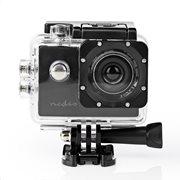 "NEDIS Action κάμερα HD 720p, με οθόνη TFT 2"".  NEDIS ACAM04BK"