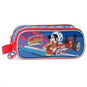 Disney Minnie κασετίνα 2 θέσεων 23x9x7cm World Mickey