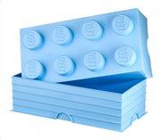 LEGO® lego storage brick 8 royal blue