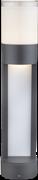 Globo Lighting Φωτιστικά εξωτερικού χώρου NEXA μονόφωτο ανθρακί  1xLED