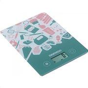 DAEWOO Ζυγαρία Κουζίνας Ψηφιακή DL-9505