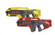 JAMARA Impulse Laser Gun Rifle set μάχης με ήχο LED δόνηση