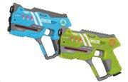 JAMARA Impulse laser set μάχης με ήχο LED δόνηση 4 ρυθμίσεις όπλου