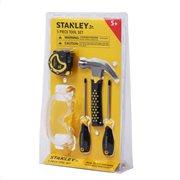 Stanley Jr Σετ εργαλείων 5τμχ για παιδικά χέρια 51547