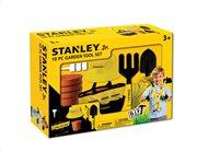 Stanley Jr Σετ εργαλείων κήπου 10τμχ για Παιδιά 51555