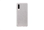 Huawei P30 PU Case Elegant Grey