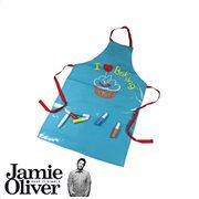 "Jamie Oliver Παιδική Ποδιά & Μαρκαδόροι ""Paint"""