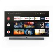 TCL Τηλεόραση 65'' 65X10 4K Android Tv with Onkyo soundbar