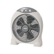 Primo Ανεμιστήρας Box Fan 30εκ KYT-12 Λευκός Γκρι