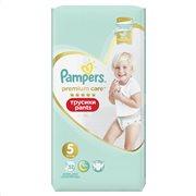 Pampers Premium Care Pants Μέγεθος 5 (12-17kg) - 52 Πάνες-Βρακάκι - 81689749