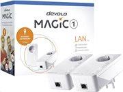 Devolo Powerline Starter Kit Up to 1200 Mbps Magic 1 LAN 1-1-2