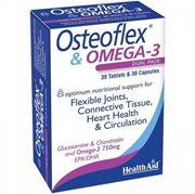 Health Aid Osteoflex Omega 3 30 tabs + 30 caps