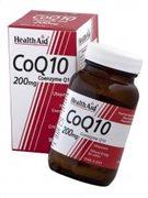 Health Aid Co-Q10 200mg 30 caps