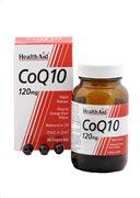 Health Aid Co-Q10 120mg 30 caps