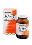 Health Aid Vitamin Ester-C Plus 500mg 60 tabs