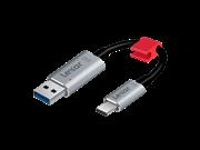 Lexar 32GB JumpDrive C20c USB Type-C flash drive (130MB/s)